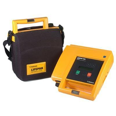 Physio-Control Medtronic LIFEPAK 500 AED Biphasic AED Defibrillator Adult / Pedi (USED)