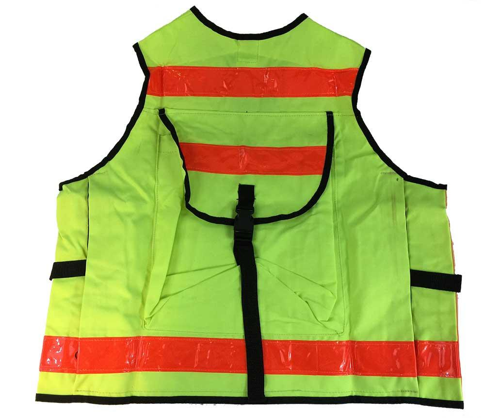 MTR Class II Traffic Safety Vest - mtrsuperstore