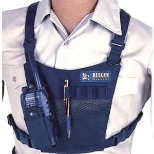 Mesh Radio Chest Harness