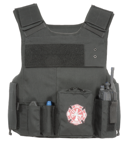 OCS UVIR Ballistic Package (Black) - mtrsuperstore