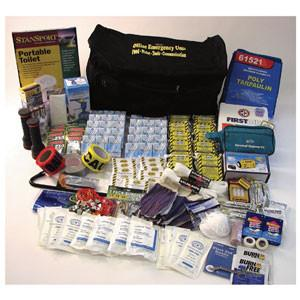 Deluxe Office Emergency Kit On Wheels - mtrsuperstore