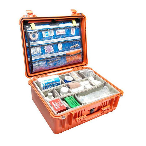 Pelican 1550EMS Case With EMS Organizer and Dividers - mtrsuperstore