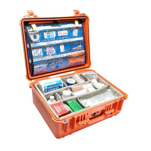 Pelican 1550EMS Case With EMS Organizer and Dividers
