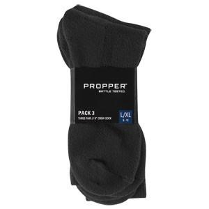 Propper 3 Pack Crew Sock