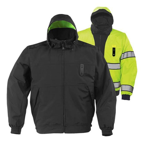 PROPPER Defender™ Halo II Reversible Hi-Vis Duty Jacket - mtrsuperstore