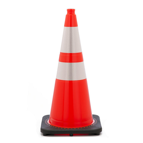 "28"" Orange Traffic Cone - mtrsuperstore"