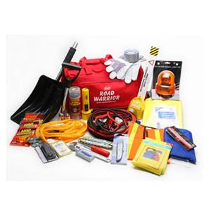 Deluxe Road Warrior - Roadside Kit - mtrsuperstore