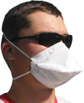 TerraMedical Particulate Respirator and N95 Surgical Mask