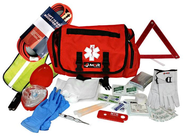 MTR Roadside Emergency Car Kit
