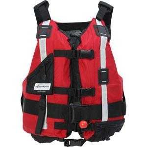 Swiftwater Universal Rescuer Personal Flotation Device