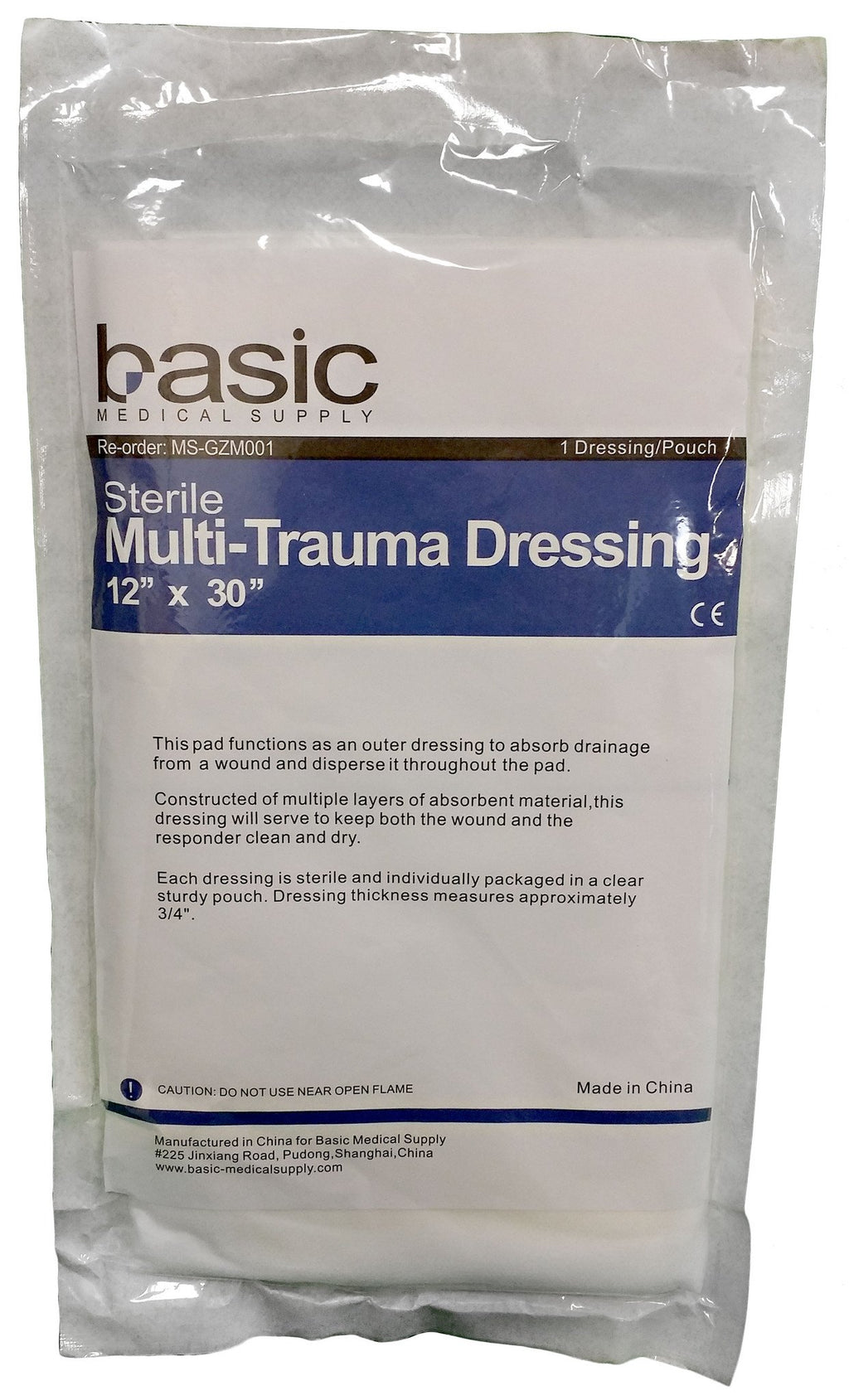 Multi Trauma Dressing - mtrsuperstore