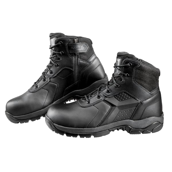 "Black Diamond - 6"" Battle Ops Tactical Side Zip Station Boot - mtrsuperstore"