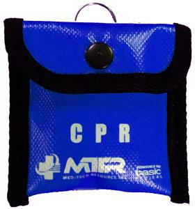 MTR CPR Key Chain Mask Advanced - mtrsuperstore