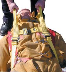 Manikin Drag Harness
