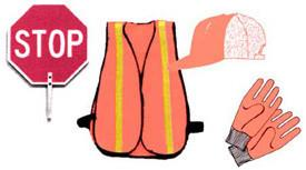Flagger Safety Kit