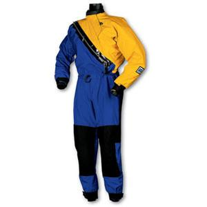 Front Entry Drysuit Small  MTRSuperstore