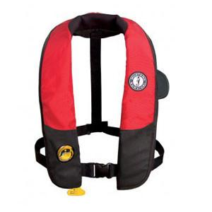 Mustang Auto Hydrostatic Inflatable PFD - mtrsuperstore