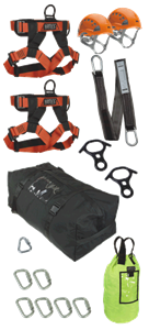 Basic First Responder Rescue Set