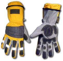 MTR Reflective Extrication Gloves - mtrsuperstore