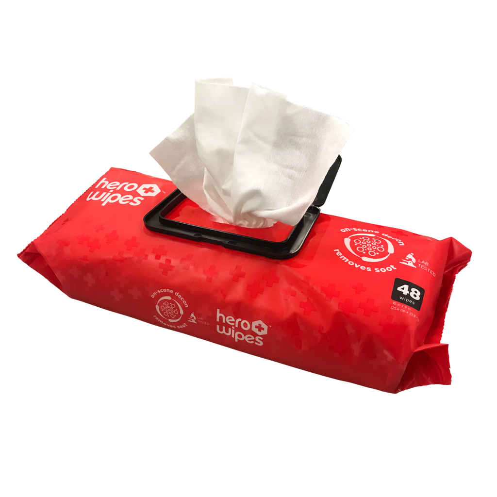 Hero Wipes (48ct Pouch) - Case of 12 Pouches