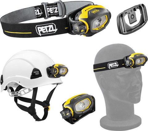 Petzl PIXA 2 Rescue Headlamp - mtrsuperstore