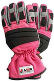 MTR Reflective Pink Extrication Gloves