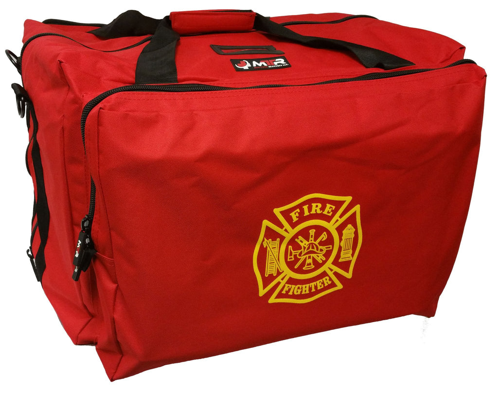 MTR Firefighter Gear Bag - Deluxe Step-in - mtrsuperstore