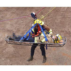 Yates Sierra Safety Litter Basket Stretcher Pre-Rig - mtrsuperstore
