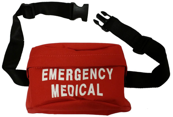 MTR Emergency Medical Basic Fanny Pack