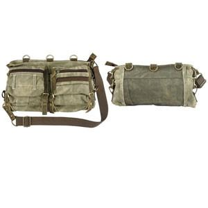 Courier 4-Pocket Shoulder Bag