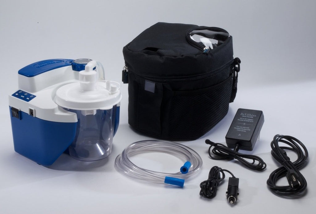 Vacu-Aide® QSU Suction Unit