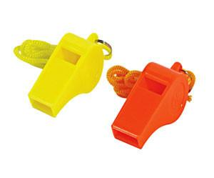 Plastic Whistle with Lanyard - mtrsuperstore