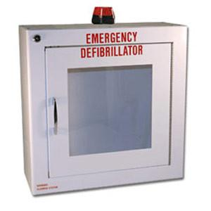 AED Defibrillator Wall Cabinet
