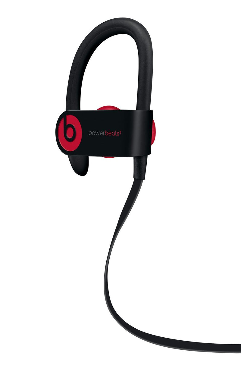 Powerbeats3 - The Beats Decade Collection, Defiant Black-Red