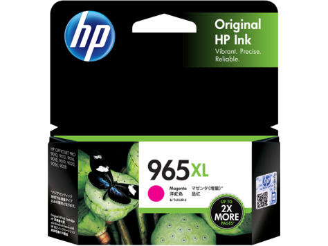 HP 965XL Magenta Original Ink Cartridge
