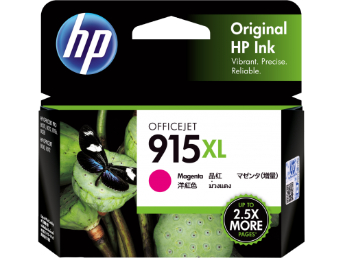 HP 915XL Magenta Original Ink Cartridge