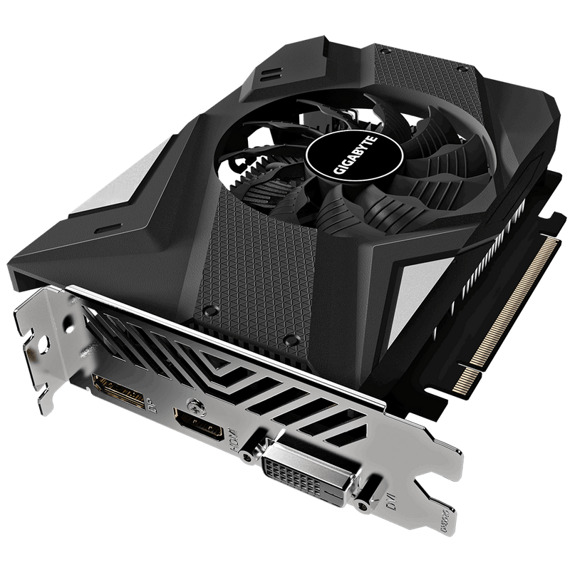 NVIDIA GeForce GTX 1650 SUPER OC / 4GB DDR6 128 bit / Core Clock 1740 MHz /DVI-D*1 HDMI2.0b*1 DP1.4*1 / 3 Yr Warranty