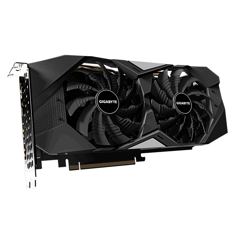NVIDIA, RTX 2060 SUPER, WINDFORCE OC, 1650MHz, 8GB GDDR6, 3xDP, 1xHDMI, ATX, 2xFans, 550W, 3 Years Warranty