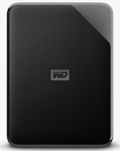 WD ELEMENTS SE PORTABLE 5TB BLACK WORLDWIDE
