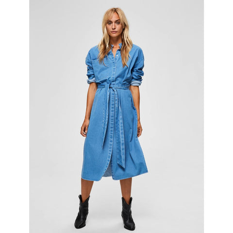 NORA shirt dress