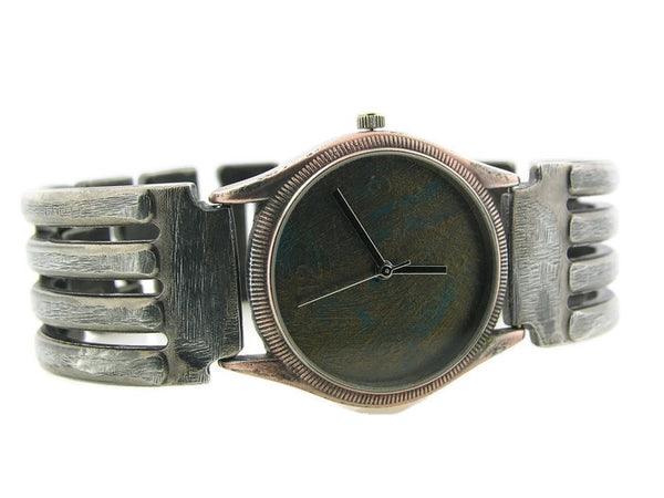 Men's Watch Antique blue Dial
