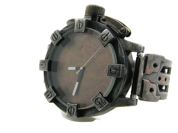Men's Watch Antique copper Dial