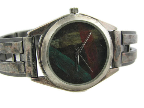 Men's Watch Antique multicolor Dial