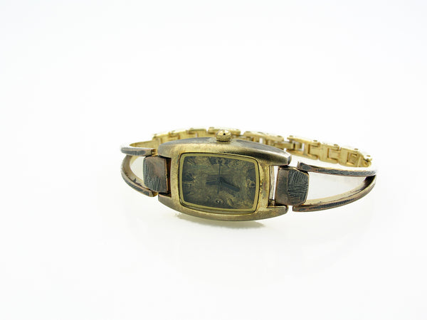 Women's Watch, Green Dial