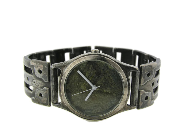 Men's Watch green Dial