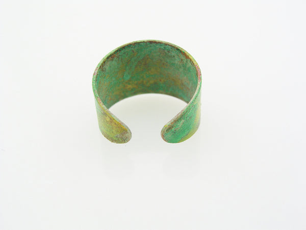 Brass Patina Ring