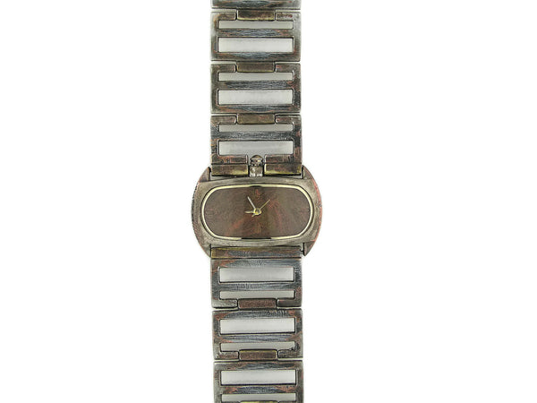 Women's Watch, copper Dial