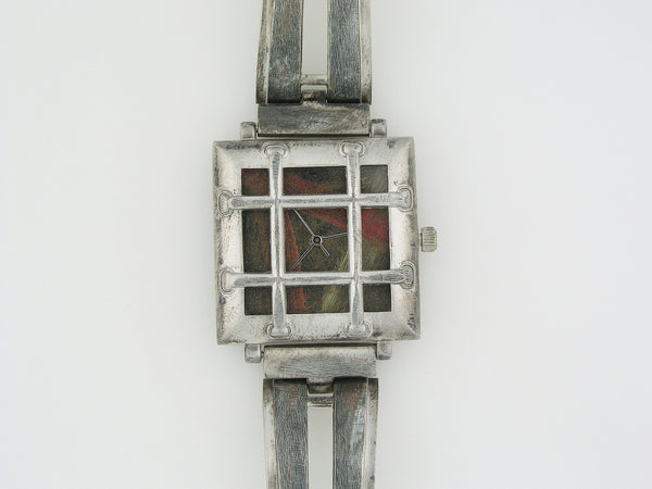 Bars Watch, Multicolor Dial