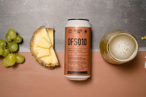 OFS010 - Northern Monk - Caribbean Cocktail Style Sour, 7.1%, 440ml Can