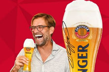 Load image into Gallery viewer, Klopp Weissbier - Erdinger Weissbrau - Weissbier, 5.3%, 500ml Can